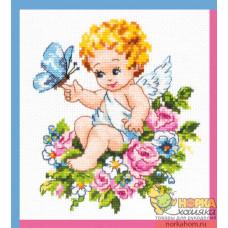 Ангел нашей любви!