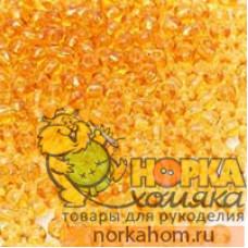 Бисер Preciosa (5 гр) #10050 (золотой)