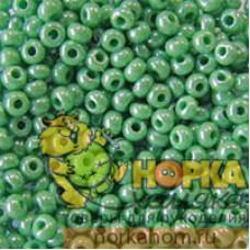 Бисер Preciosa (5 гр) #58210 (зеленый)