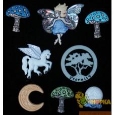 """Пуговицы """"Mythical & Magical"""""""