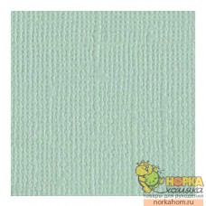 Бумага для скрапа с текстурой холста (зеленый чай)