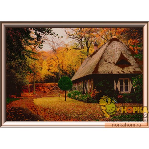 Осенний уголок