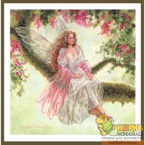 Spring Tree Fairy Picture