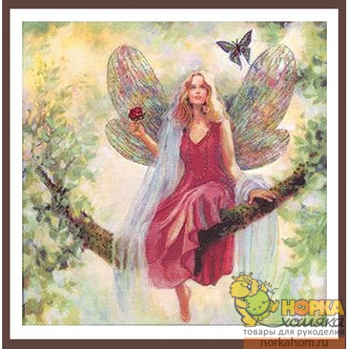 Summer Tree Fairy Picture