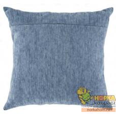 Оборот для подушки (Голубая сталь)