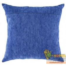 Оборот для подушки (индиго)