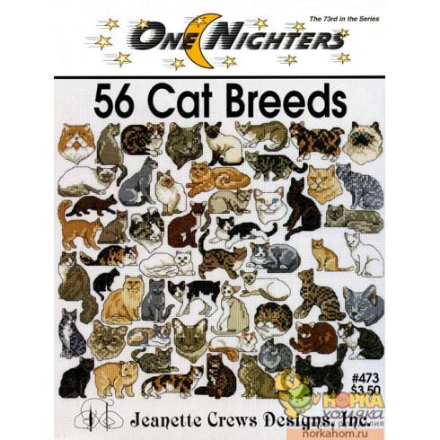 56 Cat Breeds