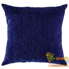 Оборот для подушки (ультрамарин)