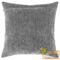 Оборот для подушки (темно-серый)