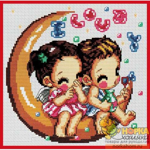 Любовь пузырьками