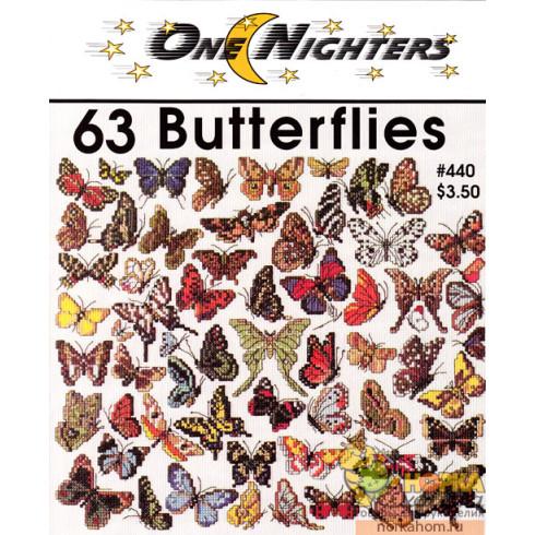 63 Butterflies