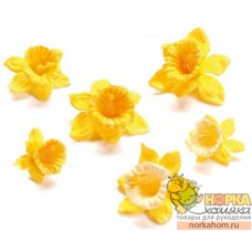 """Декоративные цветы """"Нарциссы"""""""