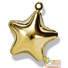 Декоративные колокольчики (золотые)