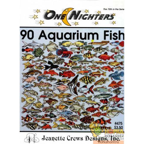 90 Aquarium Fish