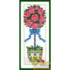 Роза-топиарий