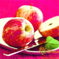 """Салфетка для декупажа """"Попробуй яблочко"""""""