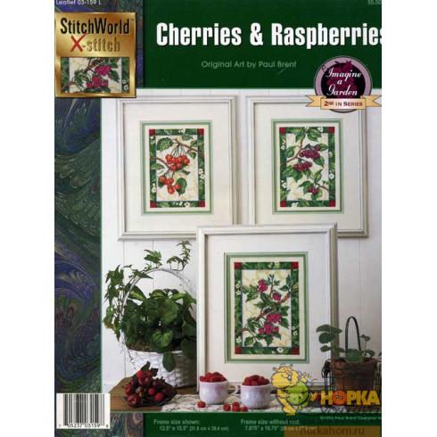 Cherries & Raspberries
