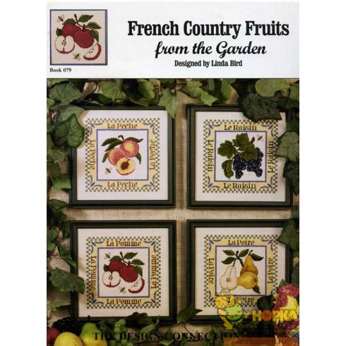 French Country Fruits from the Garden
