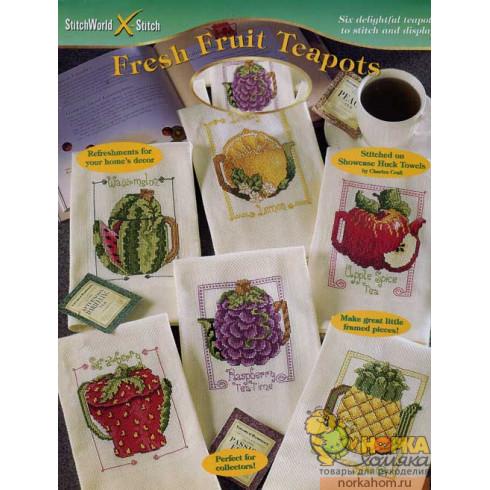 Fresh Frut Teapots