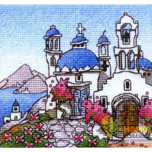 Mini Greek Island 2