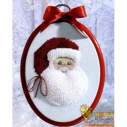 Санта-Клаус (с рамкой)
