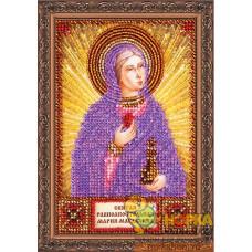 """Мини-икона """"Святая Мария"""""""