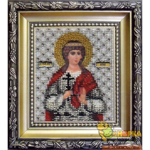 Икона святой мученицы Аллы