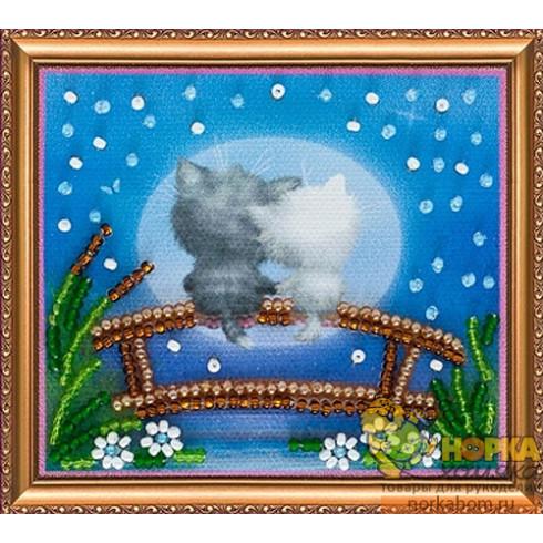 """Магнит """"Лунные коты"""""""