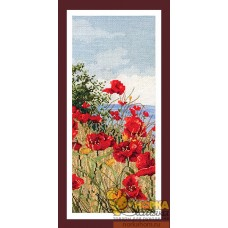 Clifftop Poppies (фрагмент)