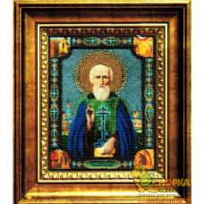 Икона Преподобному Сергию Радонежскому