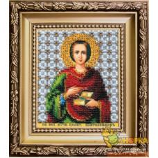 Икона великомученика и целителя Пантелеймона