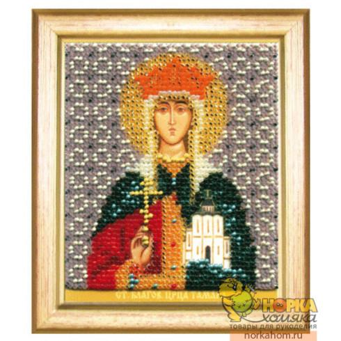 Икона святой благоверной царицы Тамары