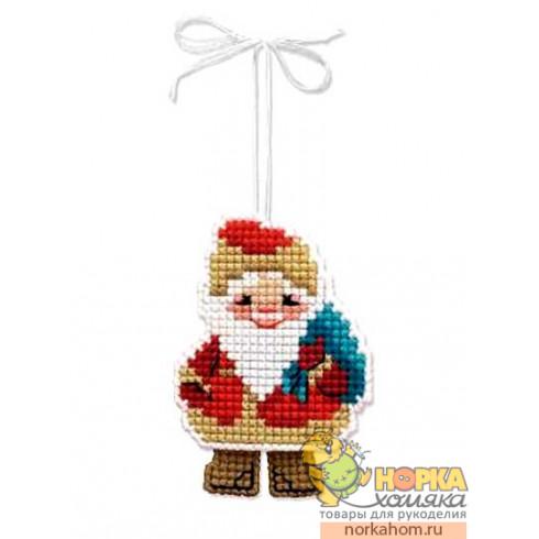 """Новогодняя игрушка """"Дедушка Мороз"""""""