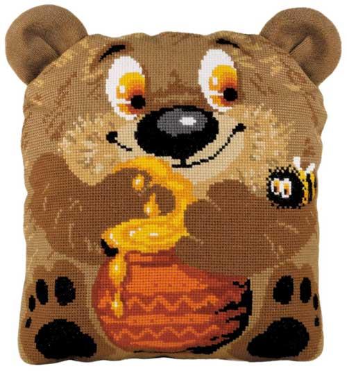 """Подушка """"Медвежонок"""""""