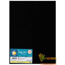 Листовой войлок (черный)