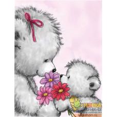 """Штампик """"Flowers for You"""""""
