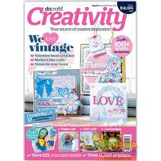 Журнал Creativity № 37 (январь/февраль 2013)