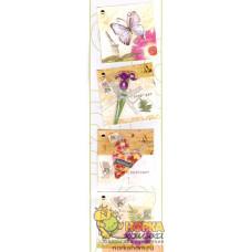 """Декоративные открытки """"Цветы"""""""