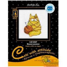Кошко-вязание