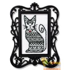 Котик 1 (с рамкой)