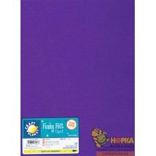 Листовой войлок (фиолетовый)