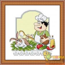 Кролик со сметаной