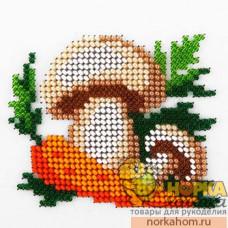 Морковь и грибы