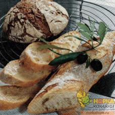 """Салфетка для декупажа """"Свежий хлеб"""""""