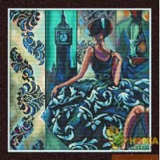 Эффектные женщины в роскошных местах. Лондон