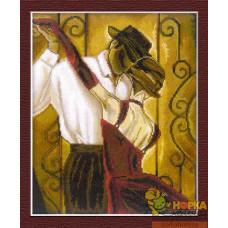 Эффектные женщины в роскошных местах. Танец страсти