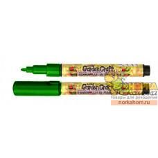 Маркер для дерева и пористых поверхностей (зеленый)