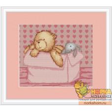 Медвежонок (для девочки)