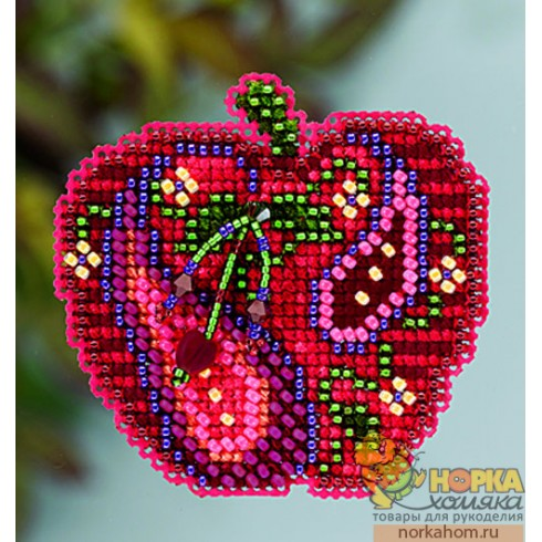 Jeweled Apple (магнит)