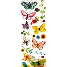 """Натирки """"Прелестные бабочки"""""""